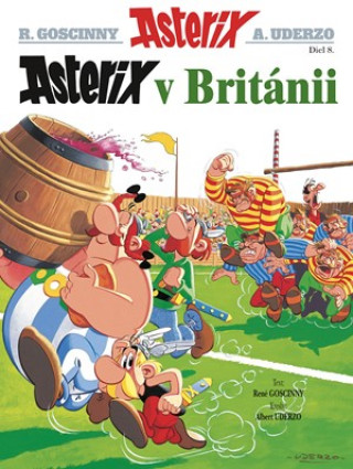 Asterix Asterix v Británii