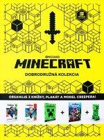 Minecraft Dobrodružná kolekcia