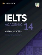 IELTS 14 Academic Training. Student's Book with answers