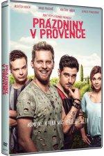 Prázdniny v Provence DVD