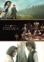Cizinka 1. - 3. série DVD