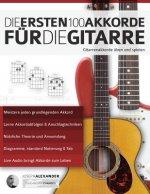 Die ersten 100 Akkorde für die Gitarre
