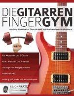 Die Gitarren Finger-Gym