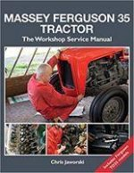 Massey Ferguson 35 Tractor - Workshop Service Manual