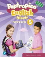 POPTROPICA ENGLISH ISLANDS 5 PUPIL'S+CODE