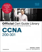 CCNA 200-301 Official Cert Guide Library: Advance Your It Career with Hands-On Learning