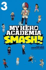 My Hero Academia: Smash!!, Vol. 3