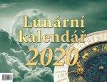 Lunární kalendář - stolní kalendář 2020