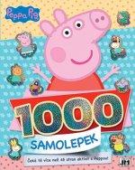 Peppa Pig 1000 samolepek