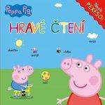 Peppa Pig Hravé čtení s pexesem