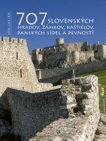 707 slovenských hradov, zámkov, kaštieľov,