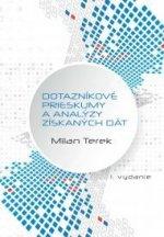 Dotazníkové prieskumy a analýzy získaných dát