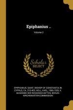 Epiphanius ..; Volume 2