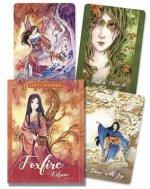 Foxfire: The Kitsune Oracle Cards