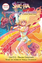 Legend of the Fire Princess (She-Ra Graphic Novel #1), Volume 1