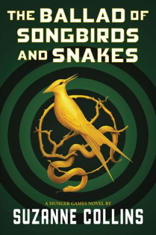 Ballad of Songbirds and Snakes (Hunger Games Novel)