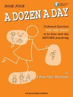 A Dozen a Day Book 4 - Book/Online Audio [With CD]