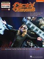 Ozzy Osbourne: Deluxe Guitar Play-Along Volume 8