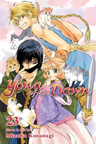 Yona of the Dawn, Vol. 23