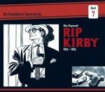 Rip Kirby: Die kompletten Comicstrips / Band 7 1954 - 1955