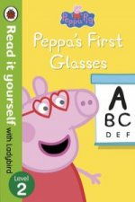 Peppa Pig: Peppa's First Glasses - Read it yourself with Ladybird Level 2