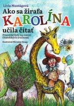 Ako sa žirafa Karolína učila čítať