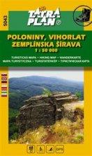 Poloniny, Vihorlat, Zemplínska šírava