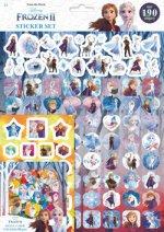 Samolepkový set Ledové království 2