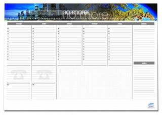 Plánovací podložka OFFICE A2, 30 listů