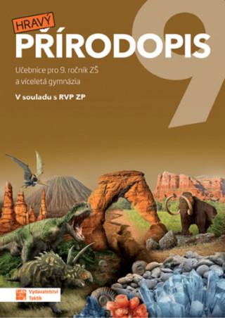 Hravý přírodopis 9 - učebnice