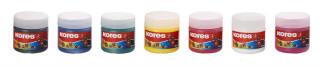Kores Prstové barvy DEDI KOLOR 30 ml x 7 barev