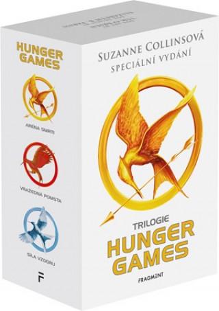 Hunger games Trilogie