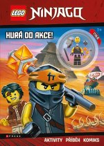 LEGO NINJAGO Hurá do akce!