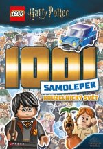 LEGO Harry Potter 1001 samolepek