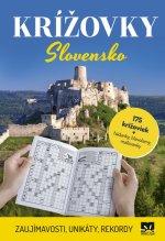 Krížovky - Slovensko – zaujímavosti,  unikáty, rekordy