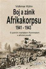 Boj a zánik Afrikakorpsu 1941-1943