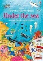 Transfer Activity Book Under the Sea