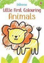 Little First Colouring Animals