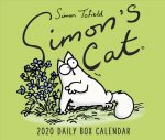 Simon's Cat 2020 Box Calendar