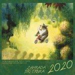 Zahrada 2020 - nástěnný kalendář