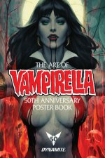 Vampirella 50th Anniversary Poster Book
