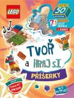 LEGO Iconic Tvoř a hraj si Příšerky