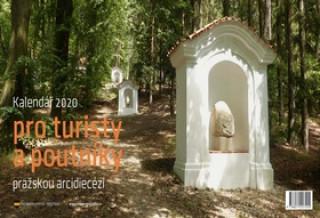 Kalendář 2020 pro turisty a poutníky pražskou arcidiecézí