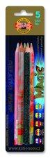 Koh-i-noor pastelky MAGIC multi 5 ks
