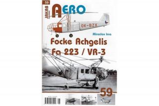 AERO č. 59 - Focke-Achgelis Fa 223