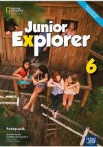 Junior Explorer 6 Podręcznik
