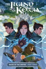 Legend Of Korra: Ruins Of The Empire Part 3