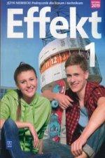 Effekt 1 Język niemiecki Podręcznik + CD