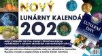 Lunární dny + Lunárny kalendár 2020/SK