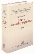 Ústava Slovenskej republiky - Komentár, 2. vydanie SO_EVK7
